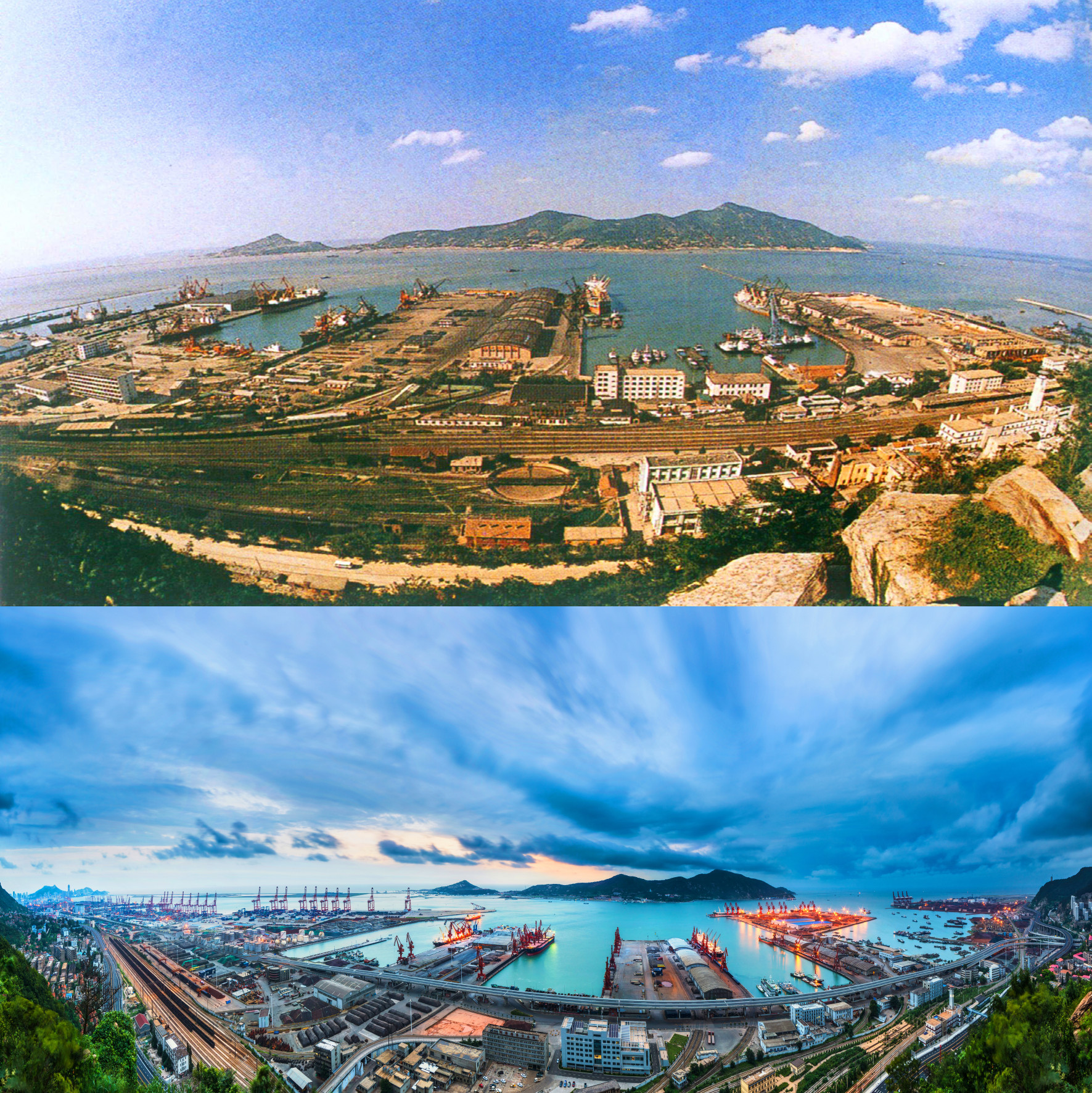 风景图片关于国庆