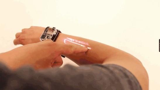 """华为手表公布手背""""触控屏""""专利,一数科技:欢迎新战友"""