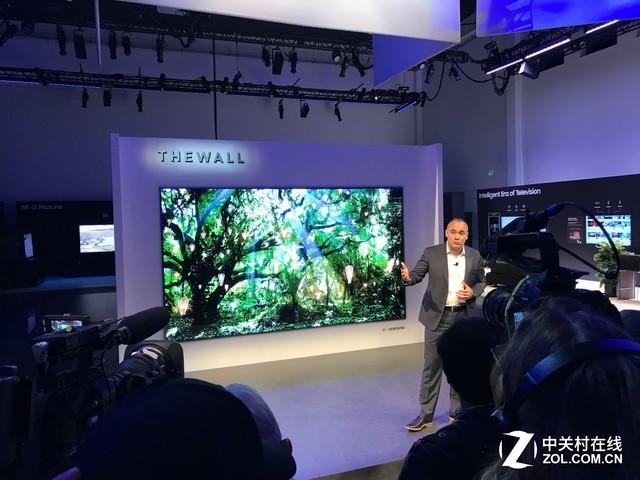 三星146英寸Micro LED电视8月正式开卖