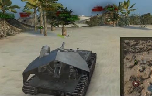F系中坦查狄伦25t,热门的战场收割机名将卡黄金卡尊享卡