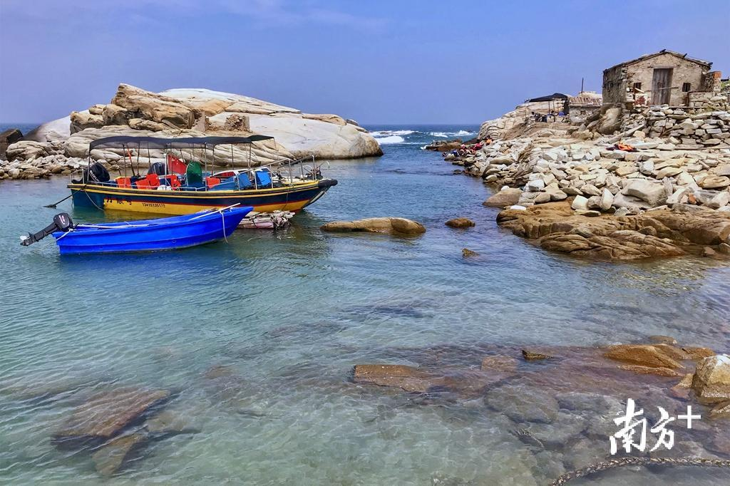 """汕头南澳的这座小岛,被称为""""小马尔代夫"""