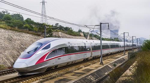 运行在京沪高铁线的复兴号列车(资料图)图片