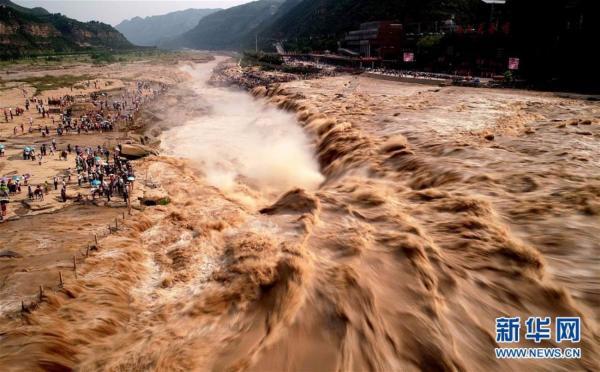 一个壶口瀑布分晋陕两景区 两省各自申报5A级景区