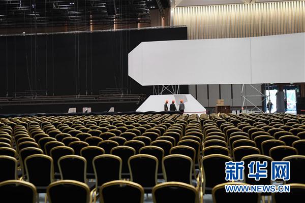 探營世界網際網路大會舉辦地——烏鎮