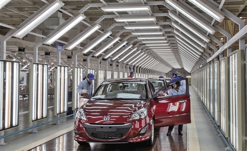 长安汽车推进全面整合:合资板块将引入自主车型
