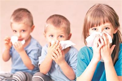 儿童感冒后十天 警惕急性中耳炎
