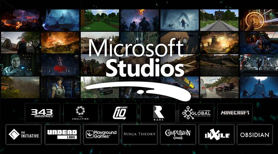 微软宣布收购黑曜石和inxile两个游戏工作室 - 后花园网文 - 游戏新闻