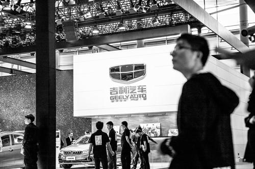 2017财年净利106亿 吉利汽车CEO安聪慧:短期无新增海外投资