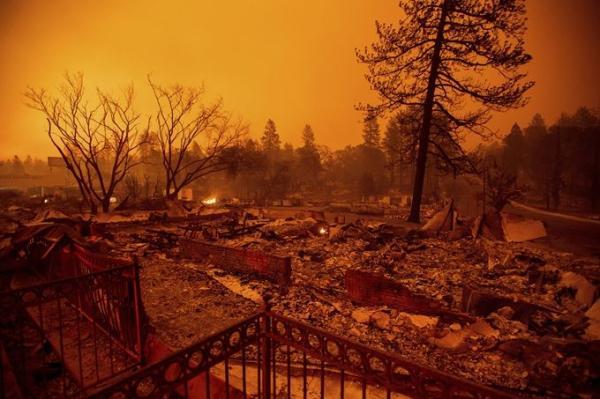 美加州大火伤亡重 当地官员被指未全面发避难警报