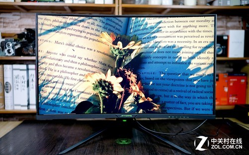 去突破!蚂蚁电竞ANT321FC电竞显示器评测 - 后花园网文 - 科技新闻