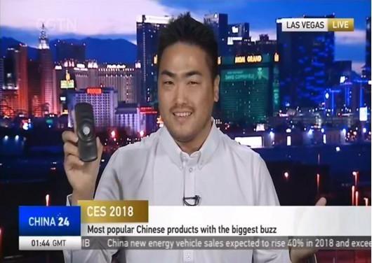 春节送AI好礼 屡获大奖的网红讯飞晓译翻译机成首选