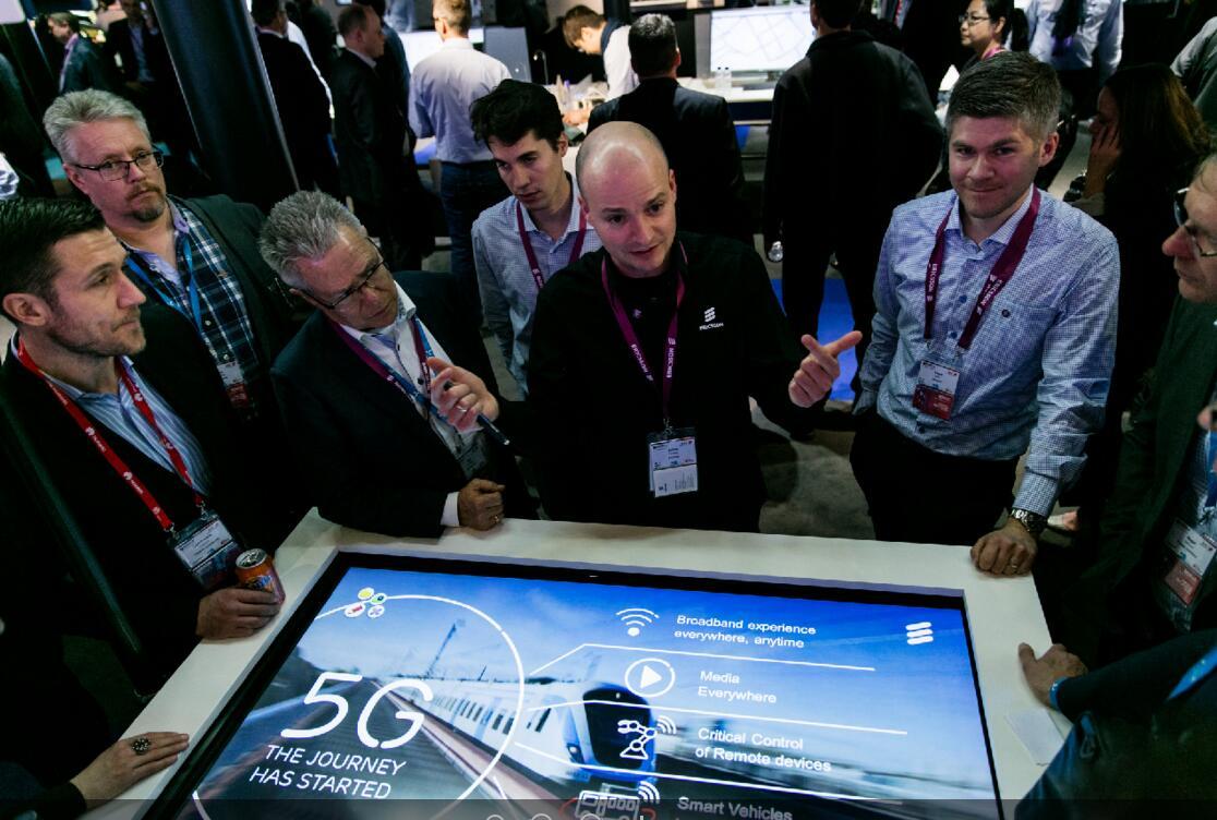 全球5G产业崛起 首个版本5G国际标准明年6月出炉