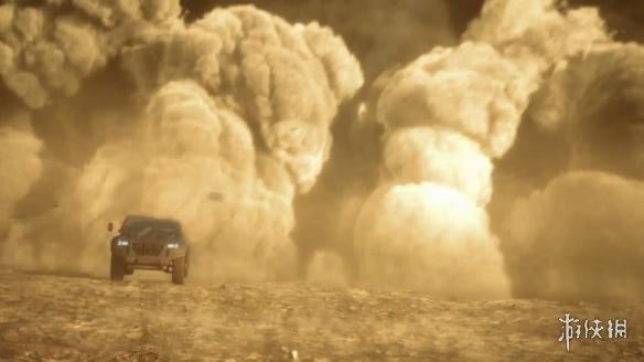 《正当防卫4》新预告片:龙卷风和沙尘暴令人震撼! - 后花园网文 - 游戏新闻