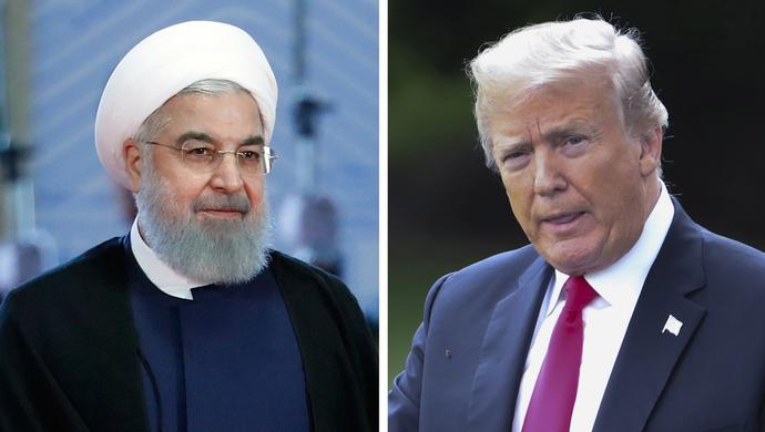 伊朗针对特朗普
