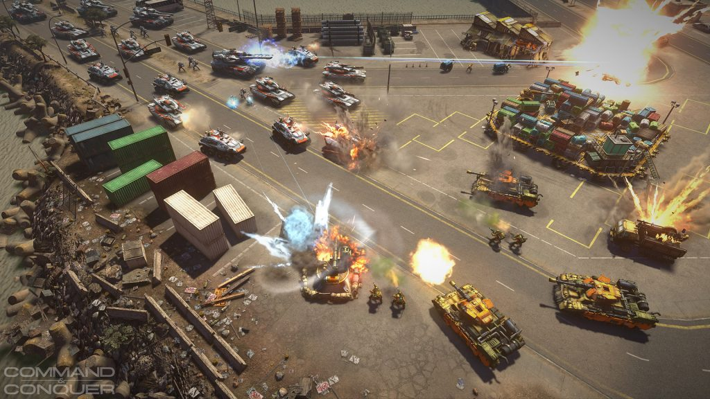 老玩家兴奋 ea确认重制《命令与征服》登陆pc平台