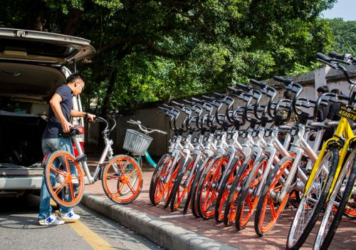 回应共享单车国抽结果 摩拜称已下线1240辆单车