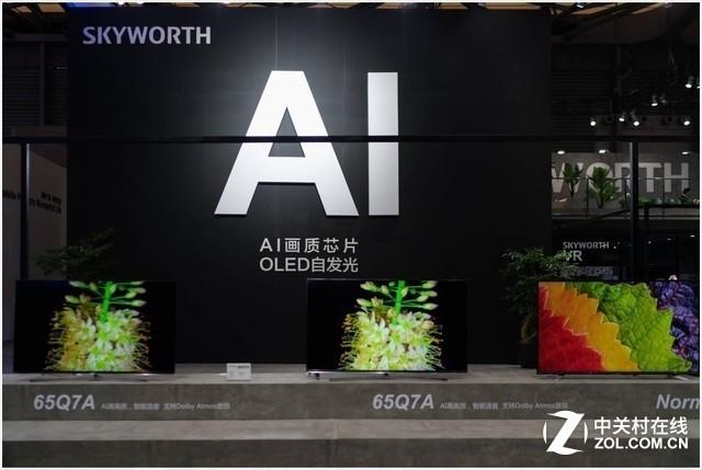 2018电视Q1ZDC报告:大屏、HDR、AI成趋势
