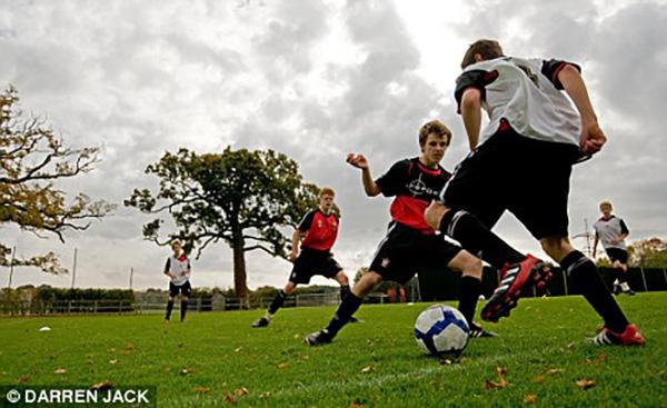 英格兰足球人才井喷的秘密:小球员训练营功不可没