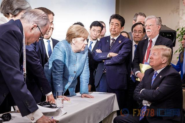 特朗普或再次带偏节奏 北约峰会或重演G7闹剧