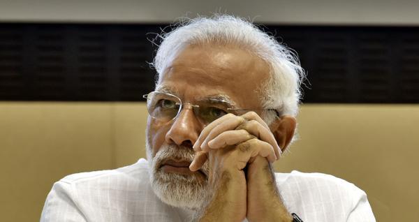 印度反对党派对莫迪政府发起不信任动议 今晚投票