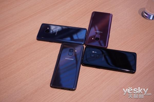 新年刚过三星就放个大招 Galaxy S9|S9+真机上手评测