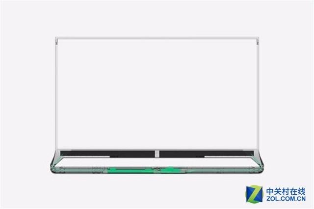 LG透明OLED电视曝光:绝对颠覆你的想象