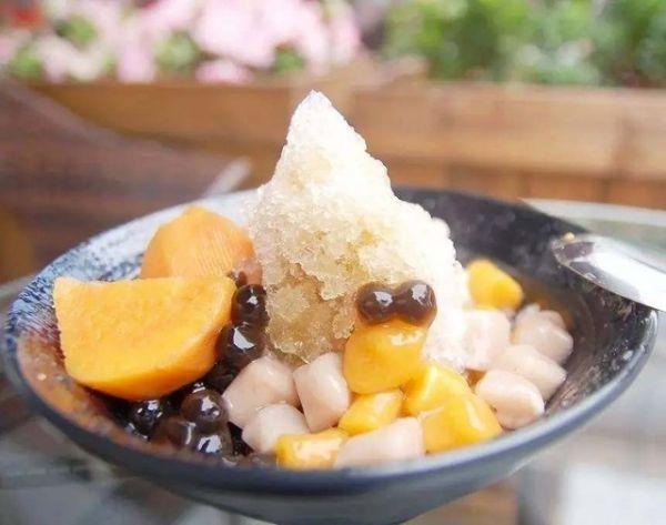 推荐理由:香芋仙做的芋圆甜品很有卖相,一大碗,芋圆很有嚼劲,味道