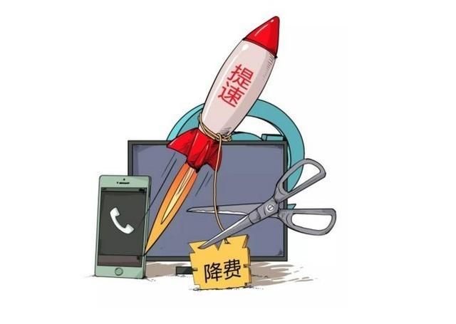 中国电信:全力以赴贯彻落实提速降费!