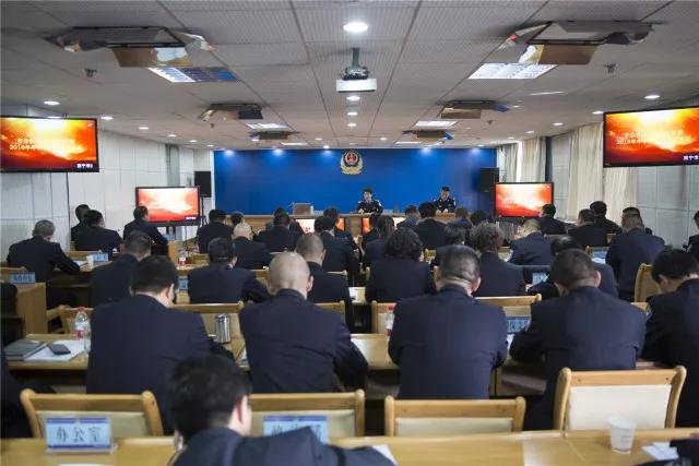 共话党建 共谈问题共谋思路 西宁市公安局直属