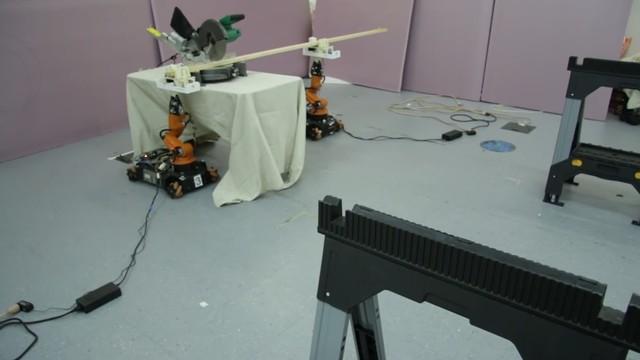 AI助力!这款机器人木匠会为你打造家具