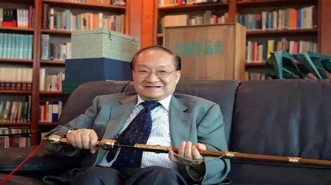 金庸:可能是中国第一个致富的知识分子