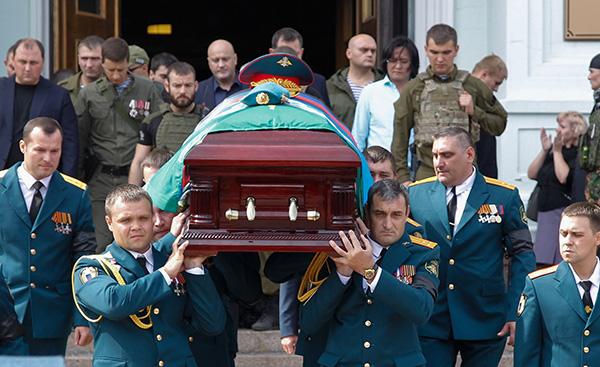 扎哈尔琴科之死:乌东局势再次绷紧 美俄矛盾更尖锐