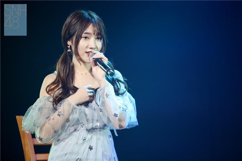 SNH48星梦剧院衣服娇嗔公演:宋昕冉回顾可爱王思佳性感生日图片