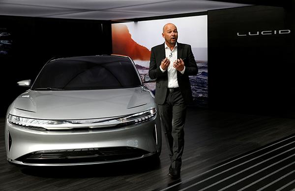 10亿美元!贾跃亭投的电动车公司拿到沙特基金投资