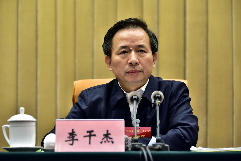 生态环境部部长李干杰。摄影/章轲