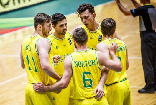 大洋洲双雄高歌猛进 亚洲篮坛格局被彻底打破