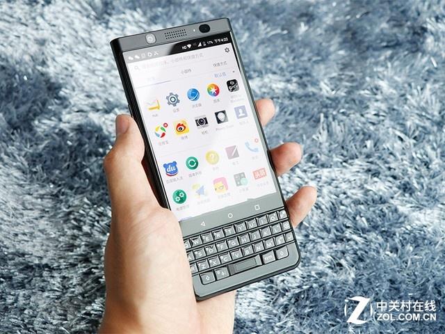 黑莓放弃#e5e5e5Berry OS 未来将主攻高端