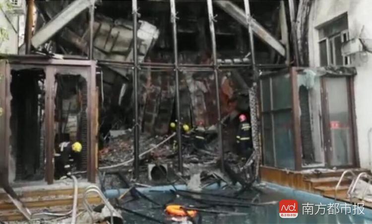 哈尔滨太阳岛火灾酒店位于5a级景区 今年刚换法人