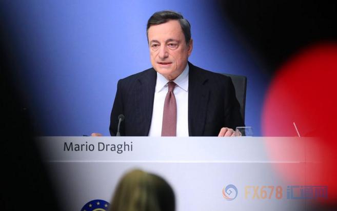 歐銀明年秋有望加息 但意大利危機或打亂德拉基計劃