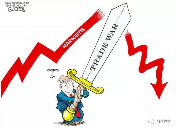 贸易战正式打响中国这样强势反击 三点深刻启示
