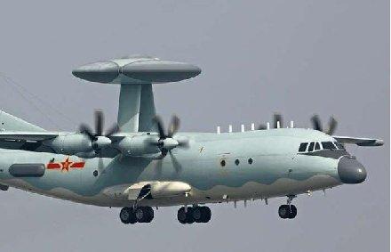 中国空警500性能世界第一 起飞重量可达77吨