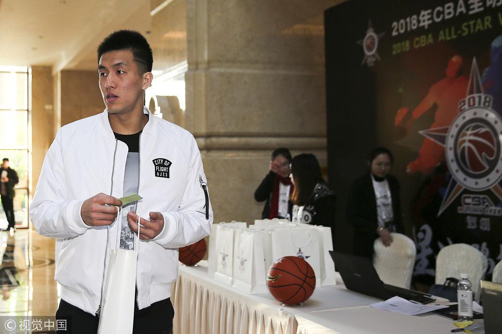2018CBA全明星赛前瞻:球员、教练抵达酒店 郭