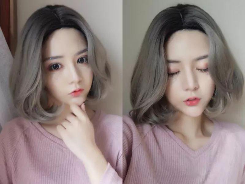 2018年流行波波头短发发型抢先看!