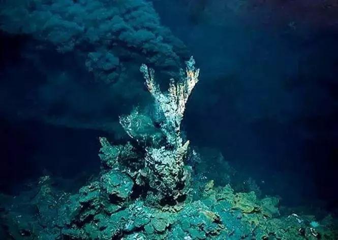 中国在印度洋发现了硫化物矿床