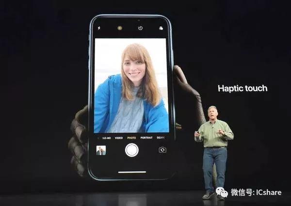 iPhone XR等于苹果承认3D Touch失败?