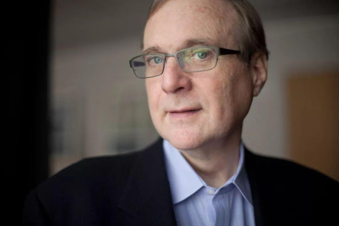 微软二号人物保罗·艾伦去世,曾劝盖茨退学