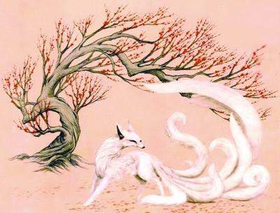 """中国古代的另类""""狐仙"""""""