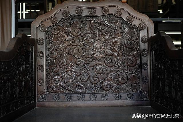 故宫家具馆仓储式展示,三百余件家具家具尽收宫廷鹤在青州哪里祥图片