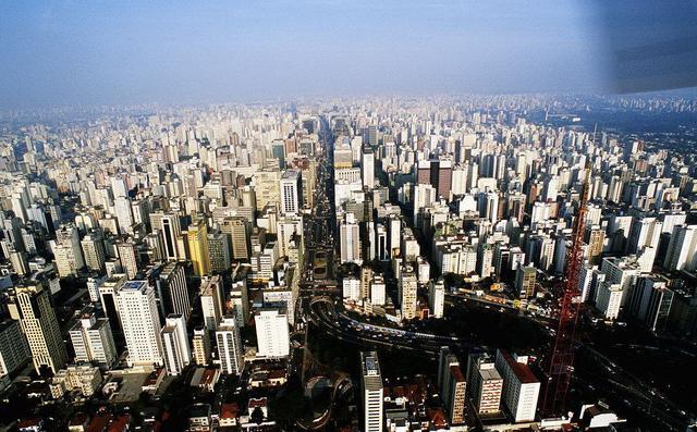 圣保罗gdp_世界之城 2010年全球城市指数排名(2)