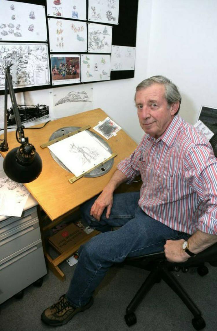 动画大师巴德·乐凯去世,他创造了《玩具总动员》中的胡迪